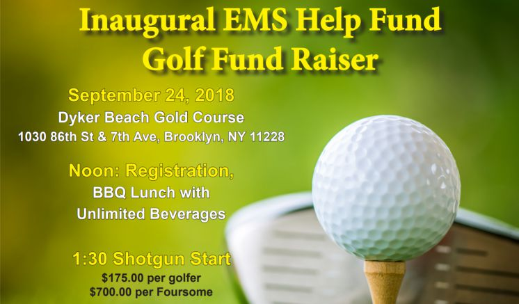 EMS Help Fund Golf Outing