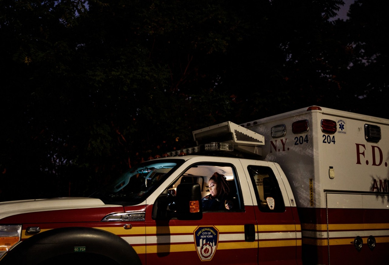 New York's Paramedics, on the Front Lines and Forgotten