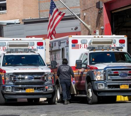 FDNY sees highest call volume since 9/11